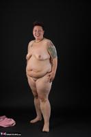 Tattoo Girl. White Top Free Pic 19