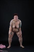 Tattoo Girl. White Top Free Pic 20