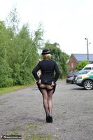 Barby Slut. WPC Barby & A Naughty Motorist Free Pic 4