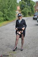 Barby Slut. WPC Barby & A Naughty Motorist Free Pic 5
