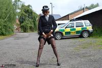 Barby Slut. WPC Barby & A Naughty Motorist Free Pic 6