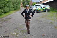 Barby Slut. WPC Barby & A Naughty Motorist Free Pic 7