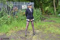 Barby Slut. WPC Barby & A Naughty Motorist Free Pic 11