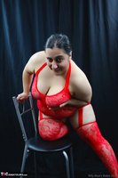Kimberly Scott. Red Bodystocking Pt1 Free Pic 8