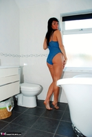 Raunchy Raven. Raven the bathroom beauty Free Pic 6