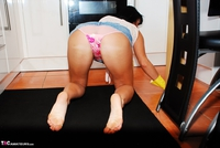 Raunchy Raven. Getting raunchy in the kitchen Free Pic 5