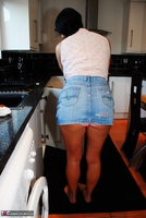 Raunchy Raven. Getting raunchy in the kitchen Free Pic 20