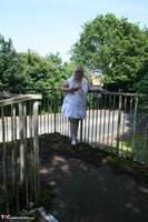 Lexie Cummings. Flashing On The Bridge Free Pic 3