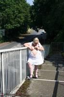 Lexie Cummings. Flashing On The Bridge Free Pic 7