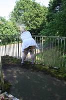Lexie Cummings. Flashing On The Bridge Free Pic 18