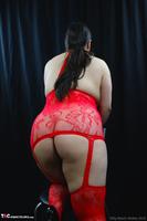 Kimberly Scott. Red Bodystocking Pt2 Free Pic 8