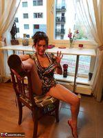 Diana Ananta. Home Striptease Free Pic 3