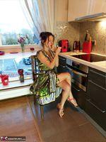 Diana Ananta. Home Striptease Free Pic 4