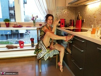 Diana Ananta. Home Striptease Free Pic 5