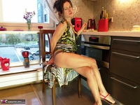 Diana Ananta. Home Striptease Free Pic 6