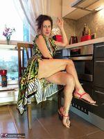 Diana Ananta. Home Striptease Free Pic 7
