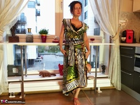 Diana Ananta. Home Striptease Free Pic 8