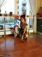 Diana Ananta. Home Striptease Free Pic 9