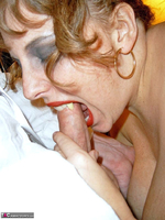 Curvy Claire. Fangs For The Mamories Pt2 Free Pic 7