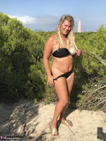 Sweet Susi. Swimsuit In The Forest Free Pic 10