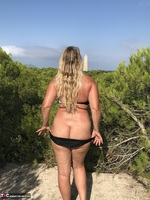 Sweet Susi. Swimsuit In The Forest Free Pic 12