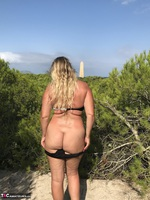 Sweet Susi. Swimsuit In The Forest Free Pic 13