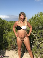 Sweet Susi. Swimsuit In The Forest Free Pic 15