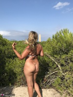 Sweet Susi. Swimsuit In The Forest Free Pic 16