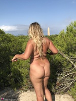 Sweet Susi. Swimsuit In The Forest Free Pic 17