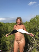 Sweet Susi. Swimsuit In The Forest Free Pic 18