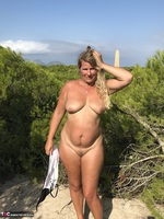 Sweet Susi. Swimsuit In The Forest Free Pic 20