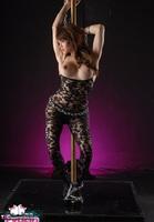 Eva Lin TS. Chained up tranny slut Free Pic 8