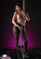 Eva Lin TS. Chained up tranny slut Free Pic 9
