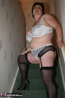 KinkyCarol. Looking Mint In Green & Black Pt2 Free Pic 5