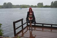Barby Slut. Rainy Sunday Free Pic 1