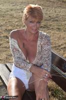 . Flashing My Tits Outside Free Pic 3