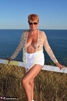 . Flashing My Tits Outside Free Pic 13