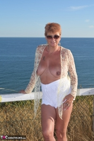 . Flashing My Tits Outside Free Pic 15