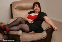 Kinky Carol. Black Stockings & Red Shoes Pt1 Free Pic 6
