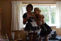 BarbySlut. Two Maids Free Pic 8