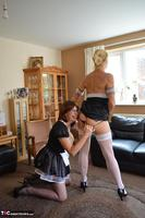 BarbySlut. Two Maids Free Pic 11