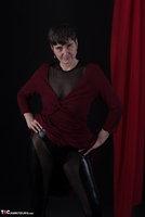 Hot Milf. Wetlook Playsuit & Dress Free Pic 4