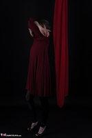 Hot Milf. Wetlook Playsuit & Dress Free Pic 8