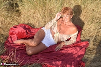 . Stripping In The Dunes Free Pic 17