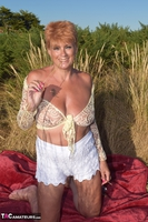 . Stripping In The Dunes Free Pic 20