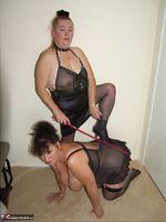 Kims Amateurs. Kim & Kazzy Domme Free Pic 8