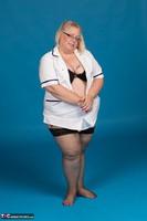 Lexie Cummings. Sexy Nurse Lexie Strips Free Pic 13