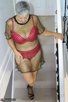 . Gold Chain Dress Free Pic 4
