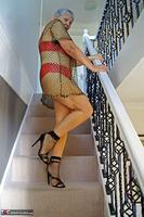 . Gold Chain Dress Free Pic 7