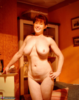 Juicey Janey. Vicar Cums Round Again Free Pic 1